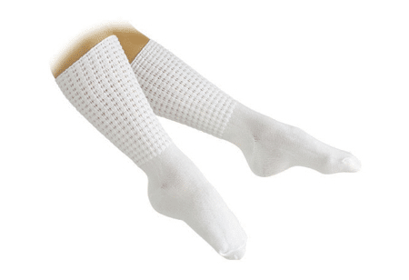 Antonio Pacelli Ankle Length Poodle Socks