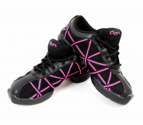Capezio Web Trainer Pink