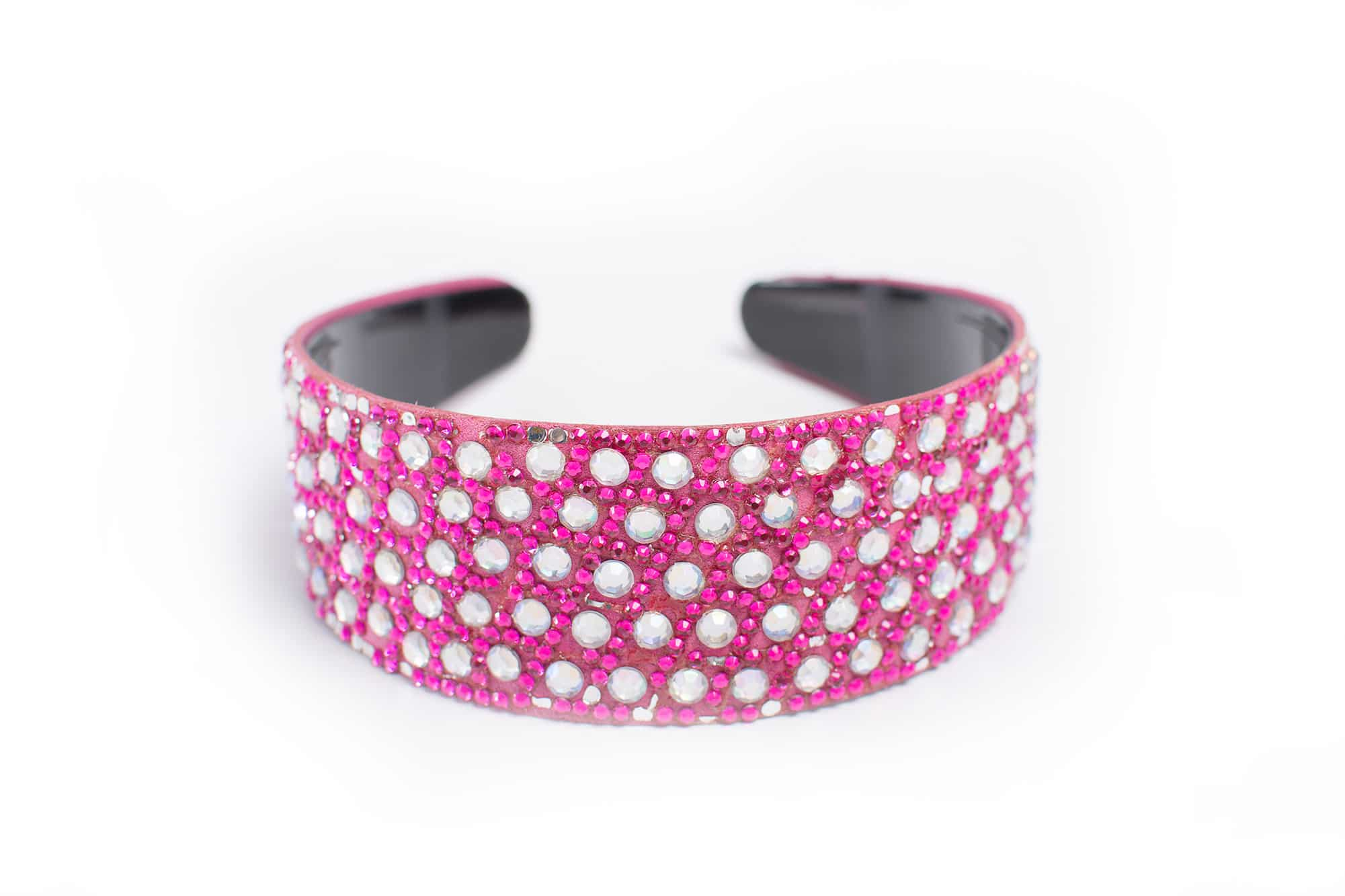 Elsa Hairband Dark Pink