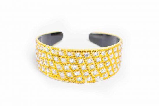 Elsa Hairband Yellow