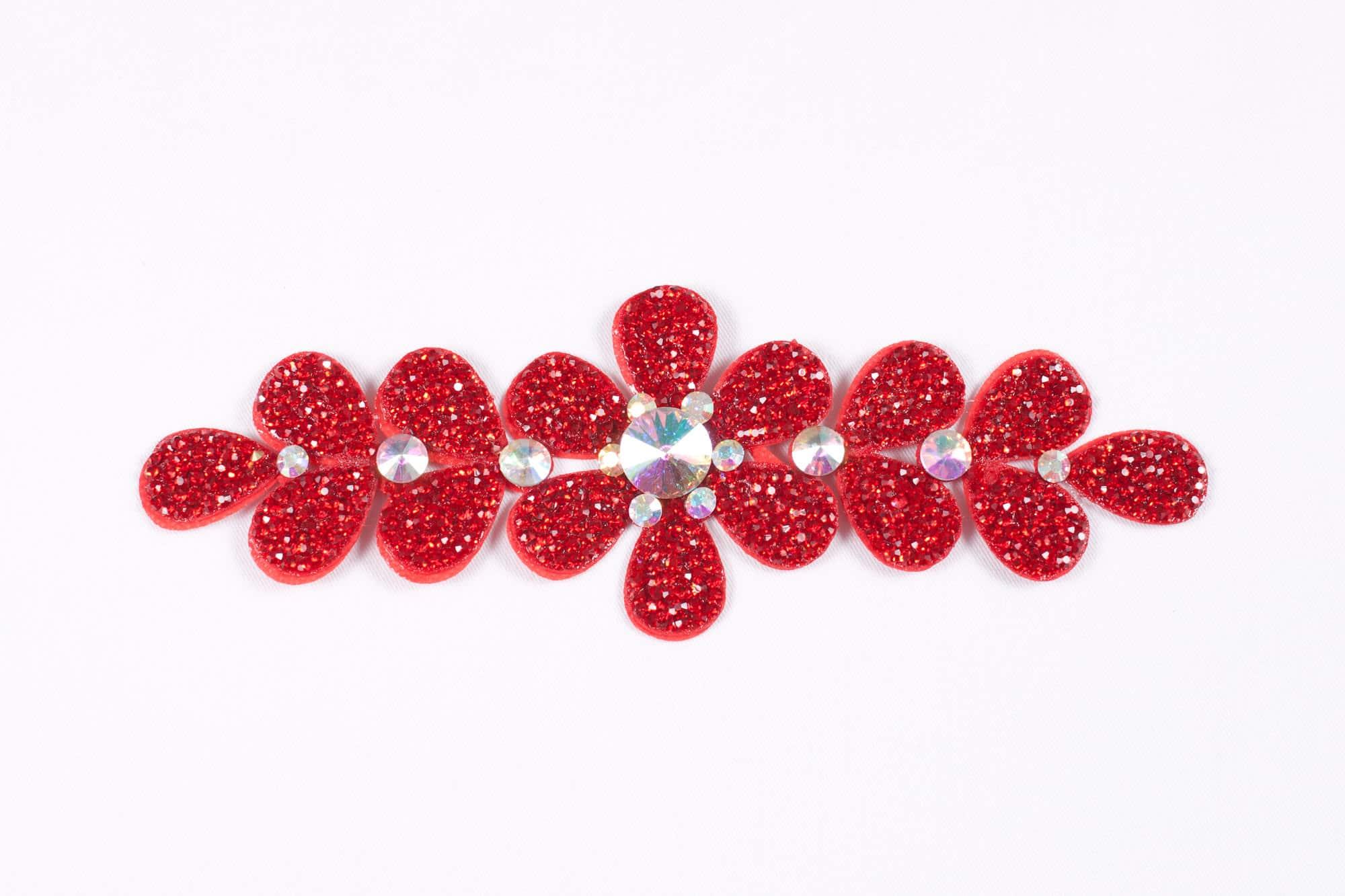 Flower Strip Red (1)