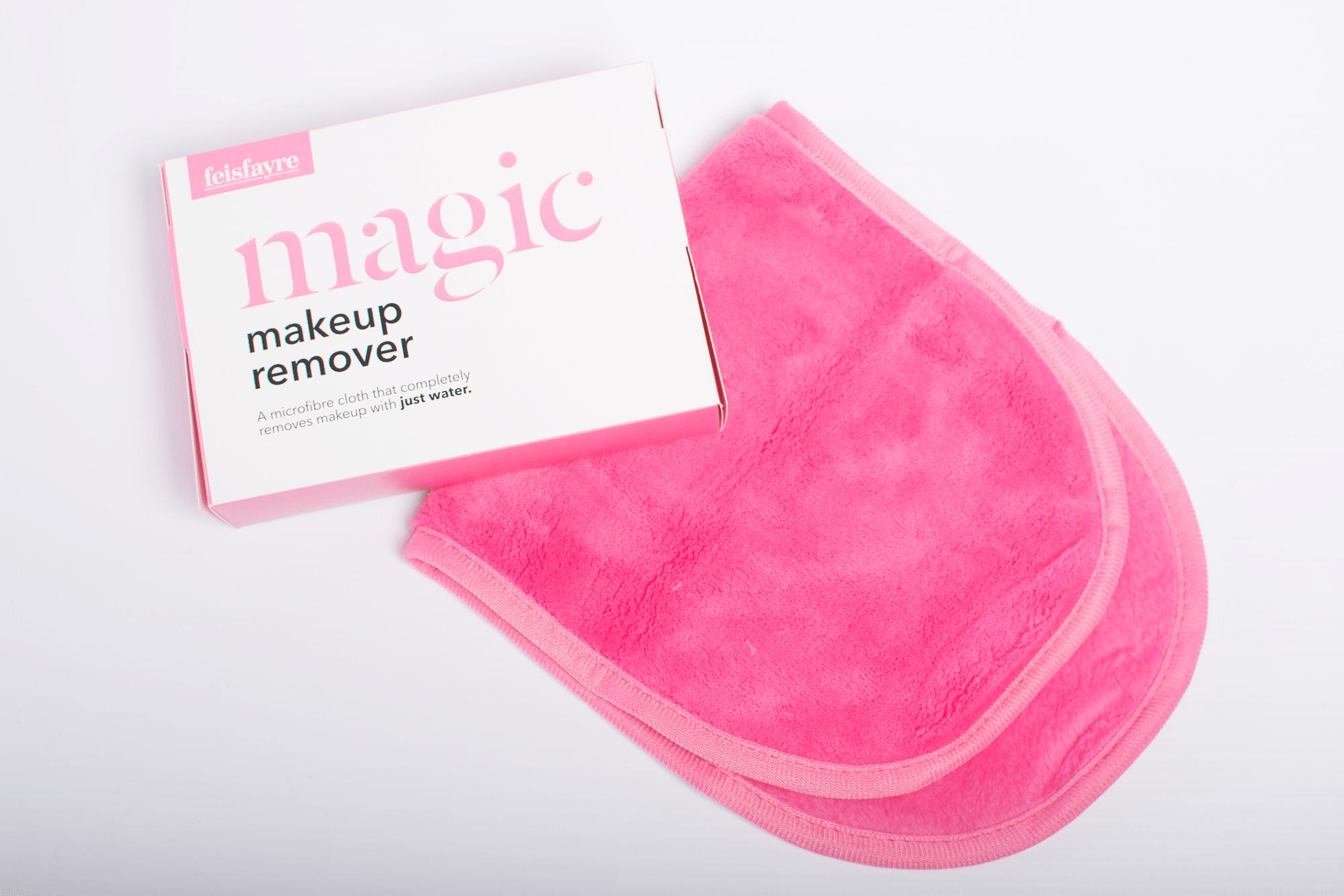 Magic Makeup Eraser