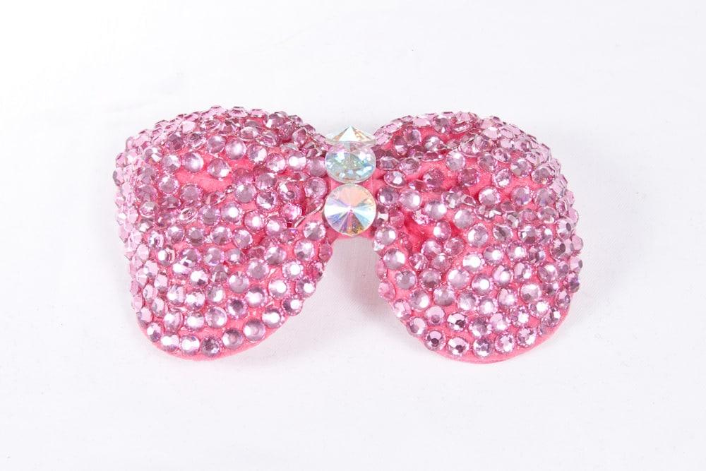 Minnie Bow Light Pink