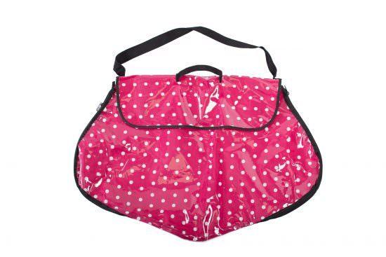 Polka Dot Dress Bag Pink 550x367