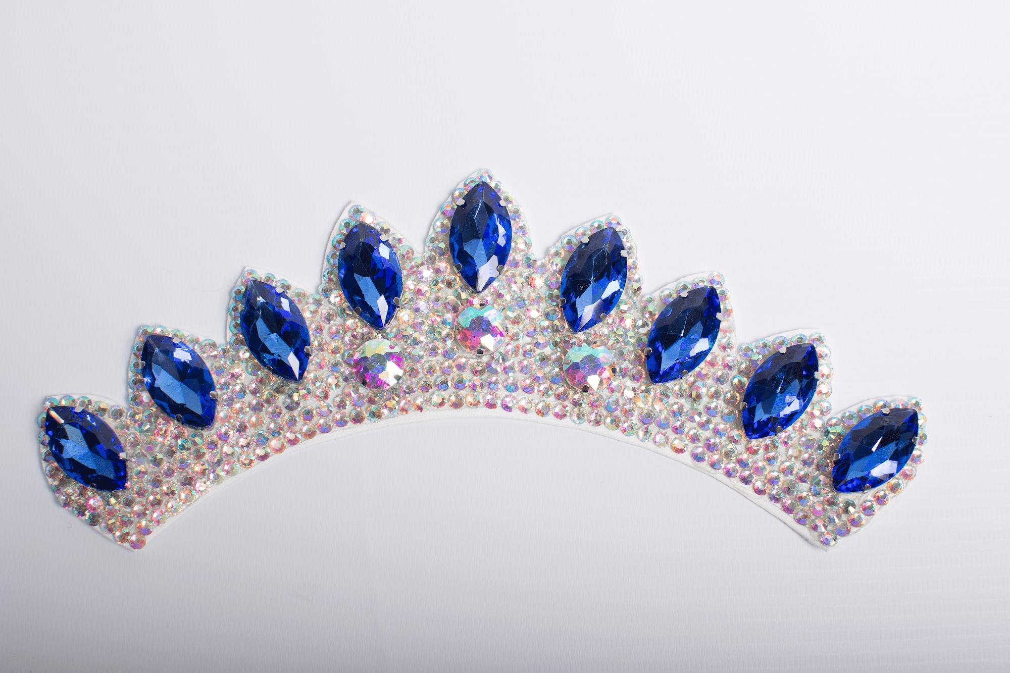 Saoirse Royal Blue