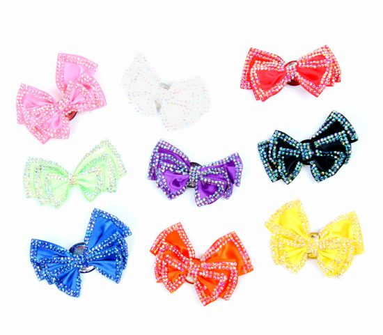 Small Coloured Bows