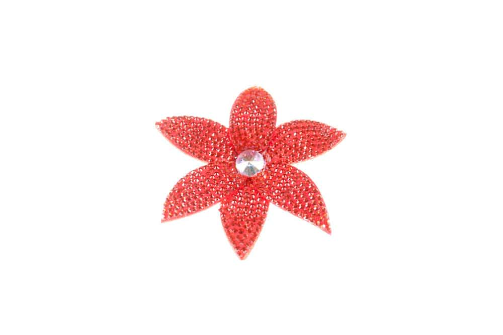 Star Single Red