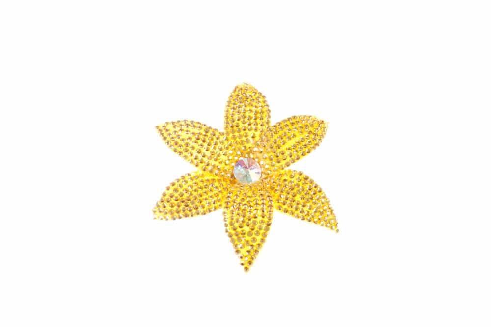 Star Single Yellow