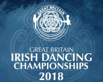 The Great Britain Irish Dancing Championships 2018