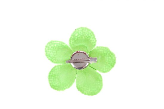 Round Flower Single Back